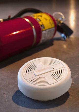 πυροσβεστήρες attic building services