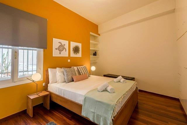 συντήρηση καθαρισμού airbnb διαμερισμάτων attic