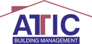 attiC Καθαρισμοί & Διαχειρίσεις Κτιρίων Logo